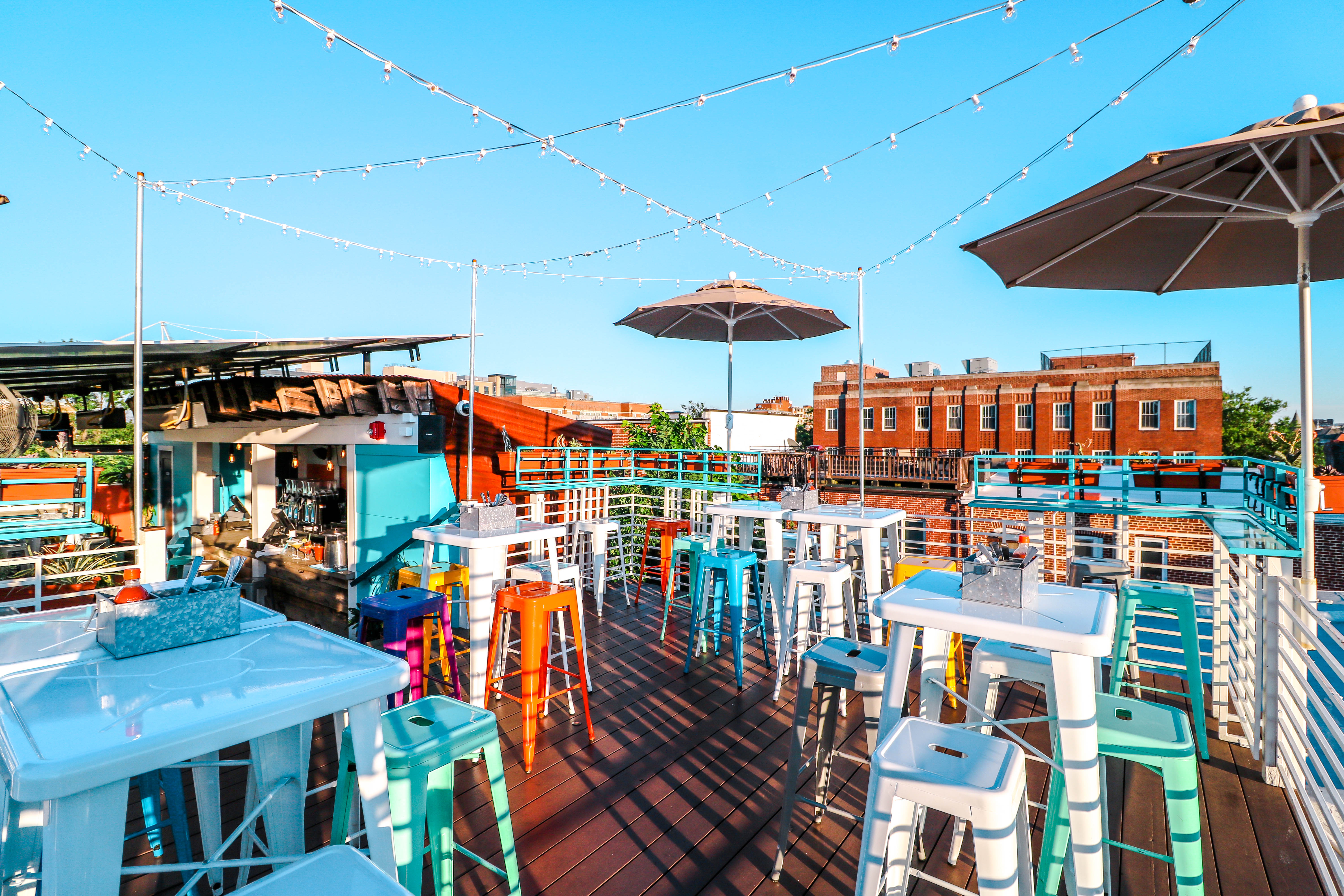 About - Cortez DC: Rooftop Bar and Restaurant (Located in ...