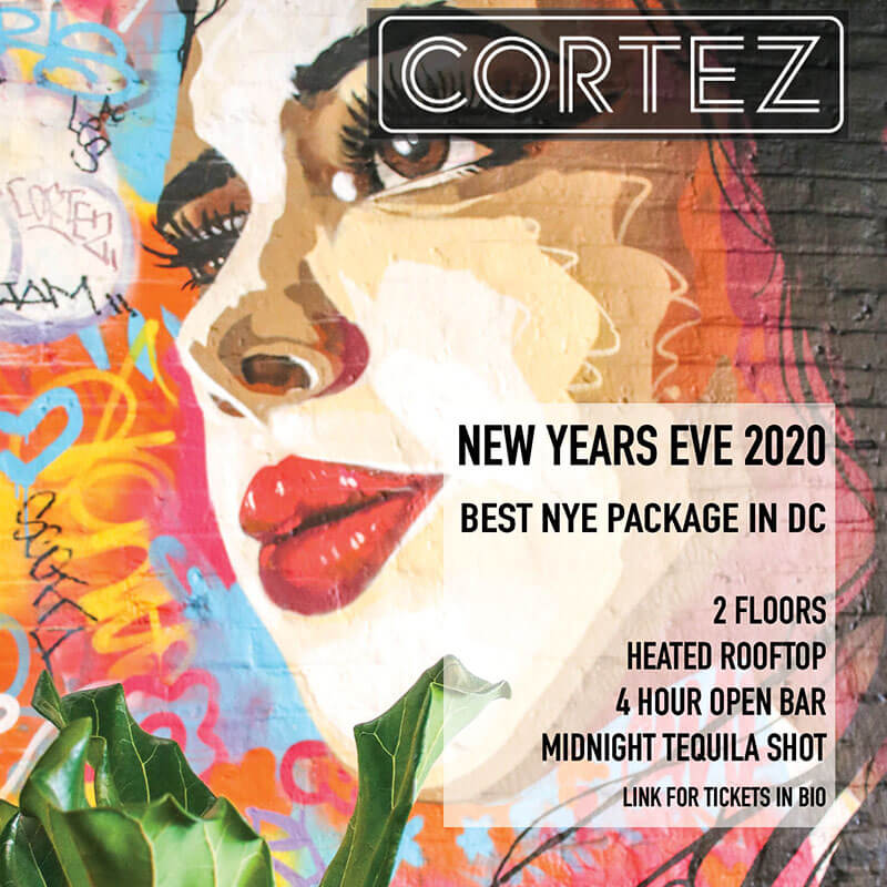 New Years Eve Events Shaw DC